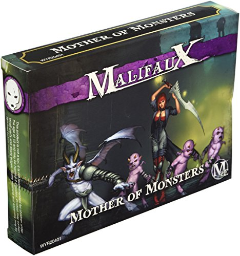 Wyrd Neverborn Mother of Monsters Crew Model Kit