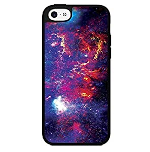 Colorful Milky Way Galaxy Hard Snap on Phone Case (iPhone 5c)