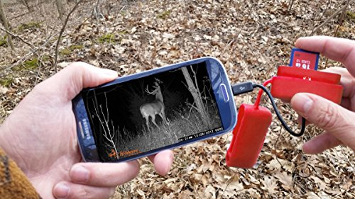 WhitetailR PhoneREADR Android Game and Trail Camera Viewer
