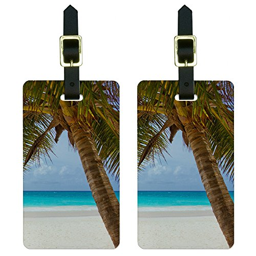 Tropical Ocean Luggage Suitcase Carry
