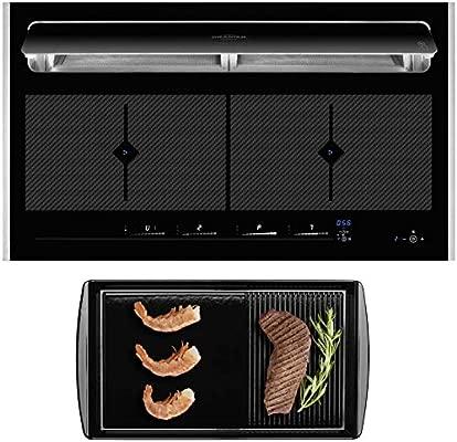 Oranier KFL 2094 be cook - Cocina de inducción (90 cm, con ...