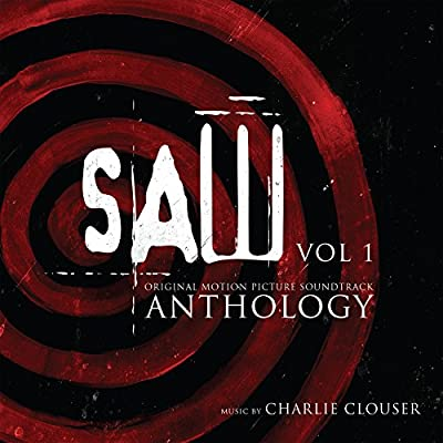 Saw Anthology, Vol. 1 (Original Motion Picture Score) from Lakeshore Records