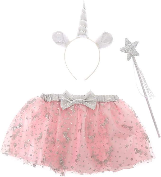 Claires - Disfraz de unicornio de ensueño para mujer: Claires ...