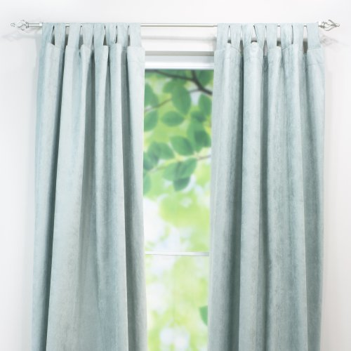 Victory Valance Pattern (Brite Ideas Living Tab Top Curtain Panel, 54 by 84-Inch, VL)