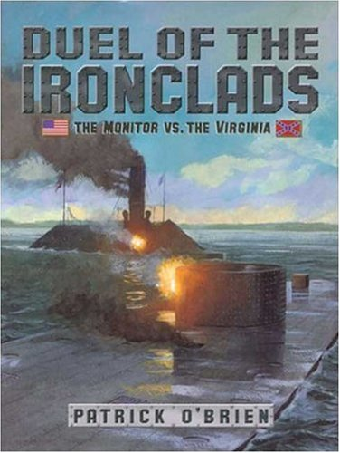 Duel of the Ironclads: The Monitor Vs. the (Fireplace Monitor)