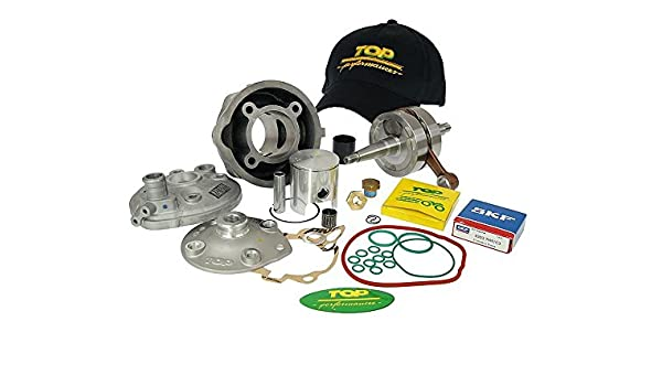 Top Performances 85 ccm Cilindro Kit para MBK x de Power 50, motor Hispania Furia 50, RX 50: Amazon.es: Coche y moto