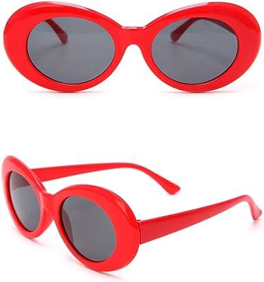 Womens Fashion Vintage Retro Oval Shades UV400 Sunglasses Eyewear Eye Glasses
