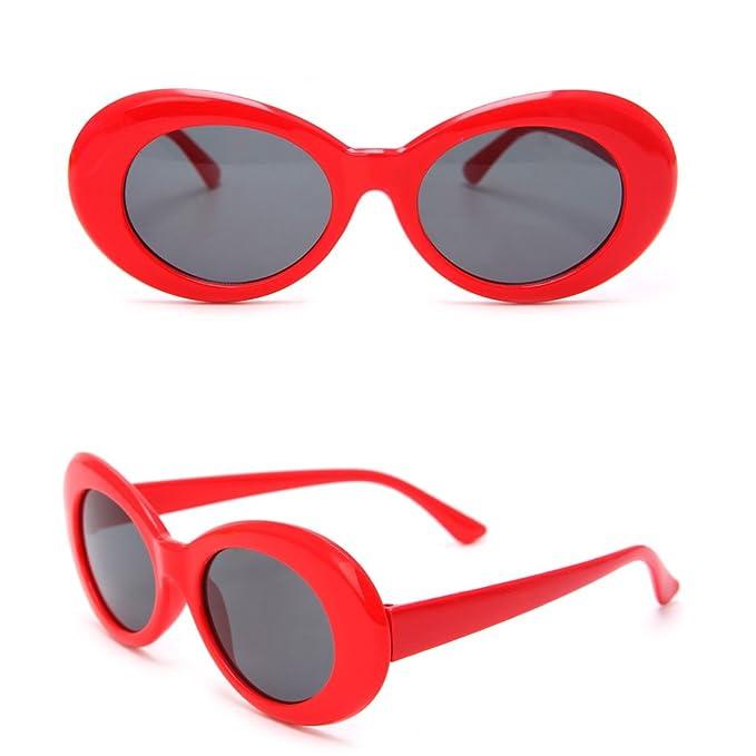 Amazon.com: Amrka Anteojos clásicos de sol UV400 ...