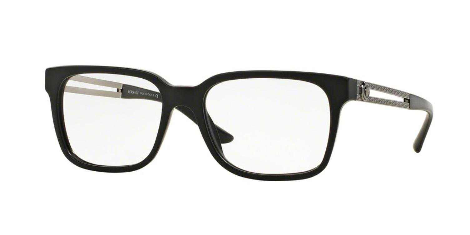 Versace Men's VE3218 Eyeglasses 53mm
