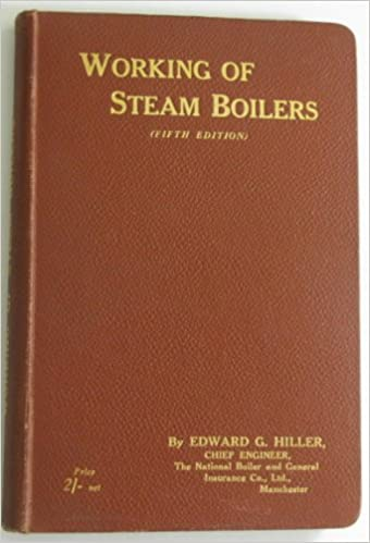 Working of Steam Boilers: Being Instructions Respecting the Working ...