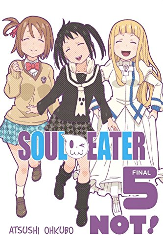 Soul Eater NOT!, Vol. 5