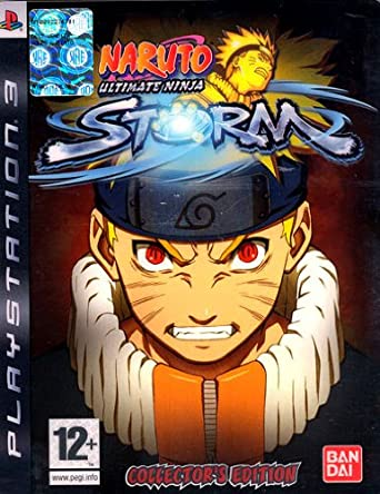 Amazon.com: PS3 - Naruto Ultimate Ninja Storm - Collectors ...