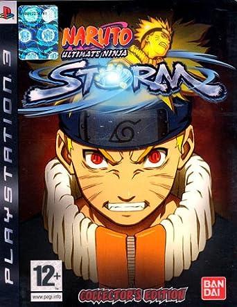 Naruto Ultimate Ninja Storm Collector E. [Importación ...