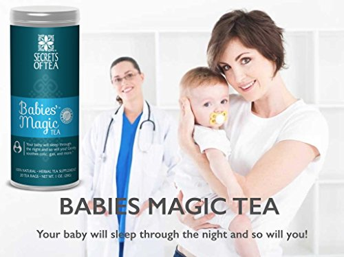 Baby colic : Baby will sleep through the night and so will...
