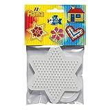 Hama Beads Pegboard Bag Small Star/Heart