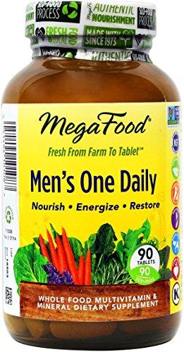 Мега Фуд (MegaFood) Мужская сила в 1 таблетке, 90 таблеток