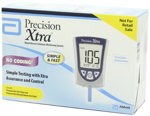 Precision Xtra Nfr Blood Glucose Monitoring System