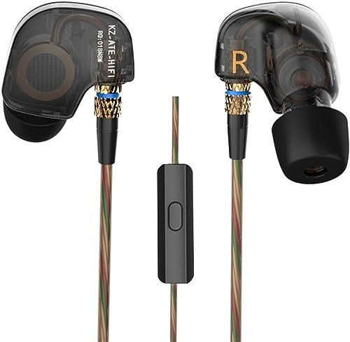 KZ ATE Copper Driver Ear Hook Earphones
