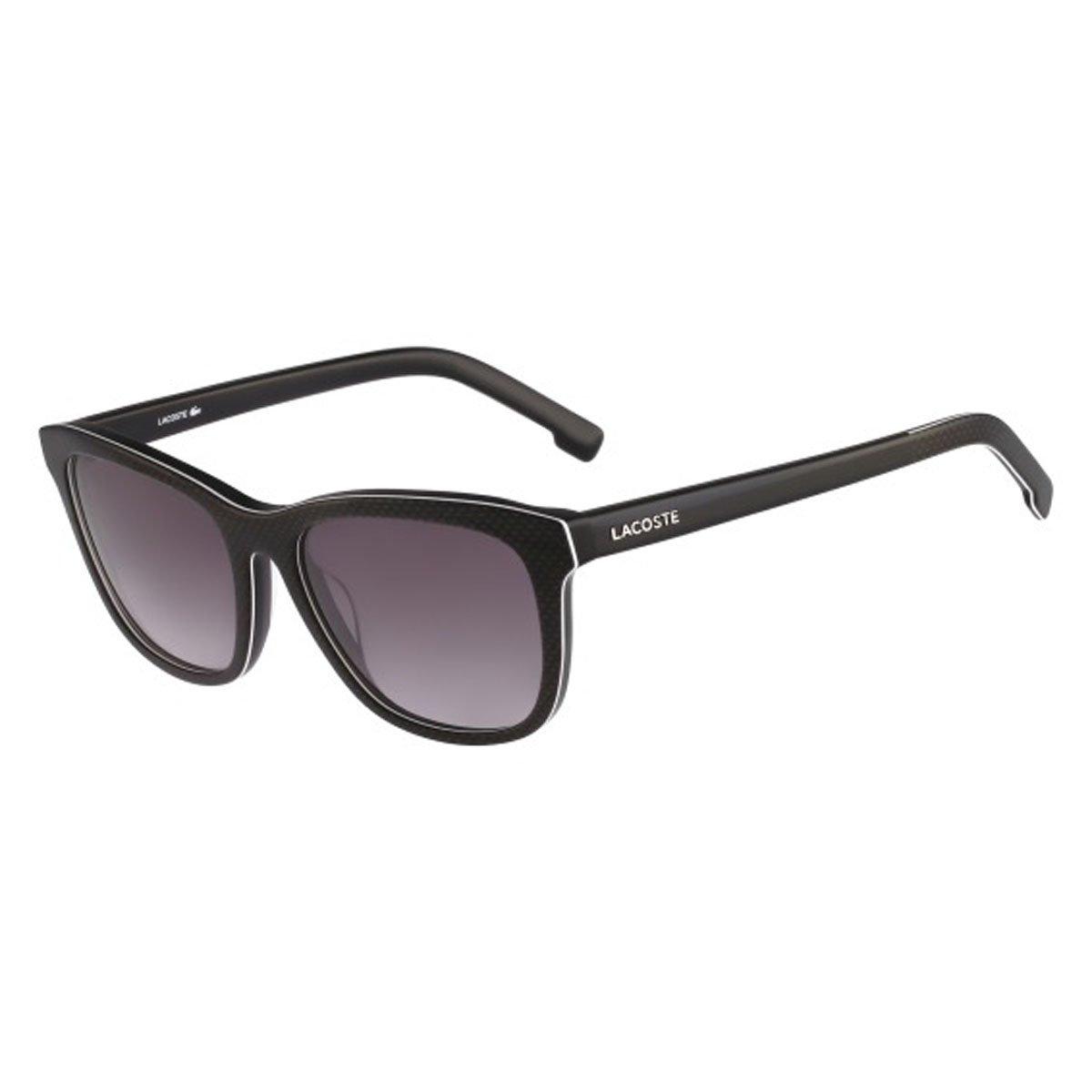 Lacoste Sonnenbrille L748S (57 mm) braun/lavendel DmkSNsVCBB