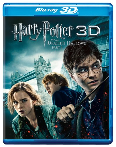 Harry Potter & The Deathly Hallows Part 1 (Blu-ray 3D)