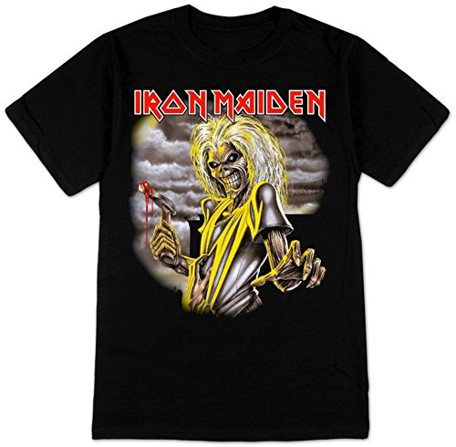 Iron Maiden- Killers Album T-Shirt Size S