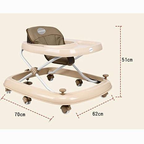 Amazon.com: Juguete de coche para bebé, antirodamiento, para ...
