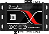 Dual Electronics DSEQ505BT High Performance Smart EQ Processor for Smartphones with Built-in Bluetooth