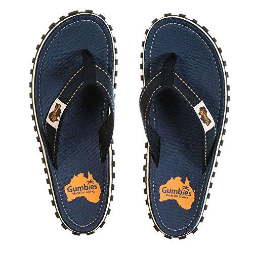 Gumbies Unisex Flip Flop Sandals Blau EqBmERj13