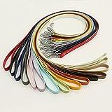 Dog Leash, Leather leash, Dog Leash, Pet wedding accessory, Custom leash, Brown, Ivory, Pink, Black, White, Navy, Copper, Gray