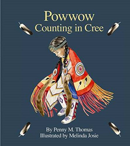 Powwow Counting in Cree (English Edition)