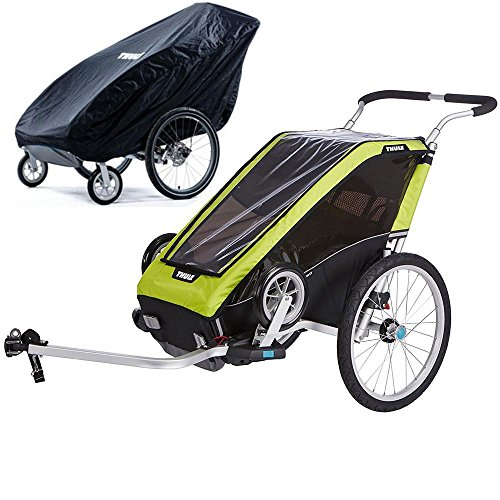 Chariot Cheetah 1 Bike Trailer - 8