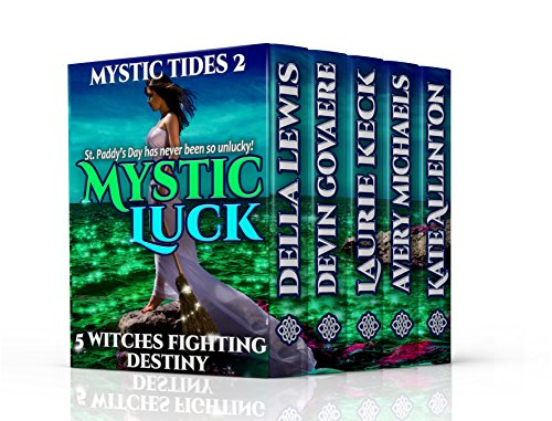 Five witches set out to change their destiny in this 5-in-1 BOXED SET ALERT!  Mystic Luck: Mystic Tides Book 2 by bestselling paranormal authors