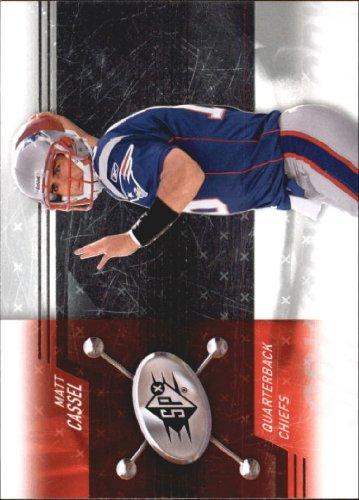 2009 SPx Football Card #61 Matt Cassel