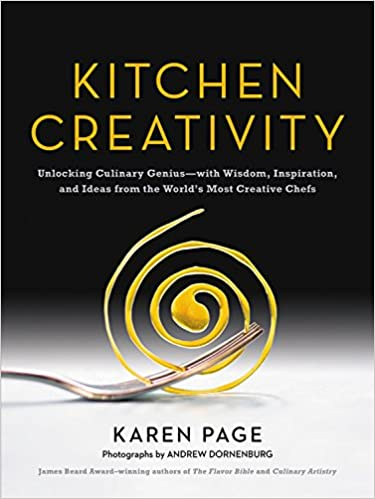 Kitchen Creativity: Unlocking Culinary Genius-with Wisdom