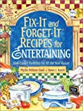 Fix-It and Forget-It Recipes for Entertaining, Phyllis Pellman Good and Dawn J. Ranck, 1561483788