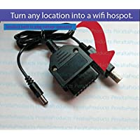 Mobile Car USB Adapter for AT&T ZTE Mobley – OBD OBD2 OBD2 to USB Cellular Wi-Fi Hotspot Device