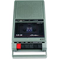 AmpliVox SL1039 Portable Cassette Player/Recorder and 6 Station Listening Center
