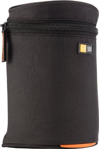 (Case Logic Small DSLR Lens Case, Black (SLRA-1))