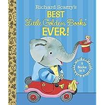 Richard Scarry's Best Little Golden Books Ever!