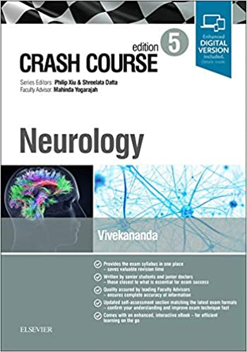 Crash Course Neurology Kindle Edition By Vivekananda Umesh Yogarajah Bsc Mbbs Mrcp Phd Mrcp Neurology Mahinda Professional Technical Kindle Ebooks Amazon Com