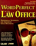Wordperfect in the Law Office (Business Computer Library)