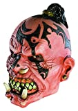 voodoo head - Rubies Child's Headhunter 3/4 Vinyl Mask