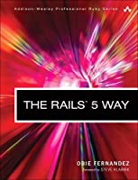 The Rails 5 Way, 4th Edition Front Cover