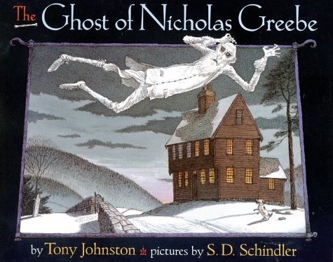 The Ghost of Nicholas Greebe (Picture Puffins) ()