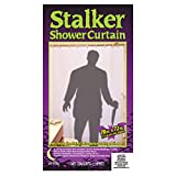 "Scary Stalker Curtain Prop 70""x 72"" Halloween Decoration"