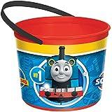Amscan 260152 15 x 11 cm Thomas and Friends Plastic Favour Bucket