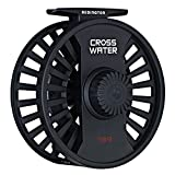 Cheap Redington Fly Fishing Cross water 4/5/6 Reel, Black