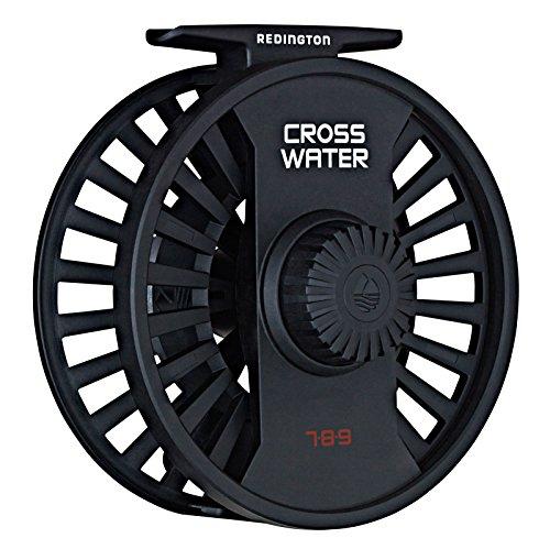 - Redington Fly Fishing Cross Water 4/5/6 Reel, Black