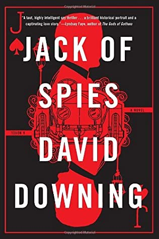 book cover of Jack of Spies
