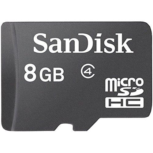 SanDisk MicroSDHC BlackBerry Motorola Ericsson